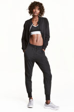 Sports trousers - Black - Ladies | H&M 1