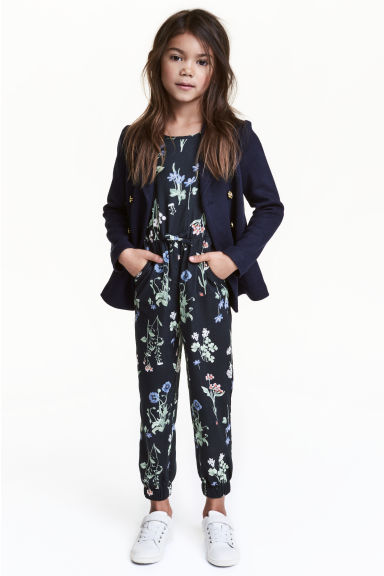 Tuta fantasia - Blu scuro - BAMBINO | H&M IT