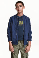 Bomber - Blu scuro - BAMBINO | H&M IT 1