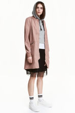Modal-blend jacket - Old rose - Ladies | H&M GB 1