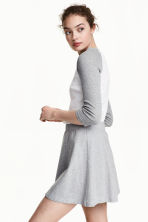 棒球衫 - Grey marl - Ladies | H&M 1