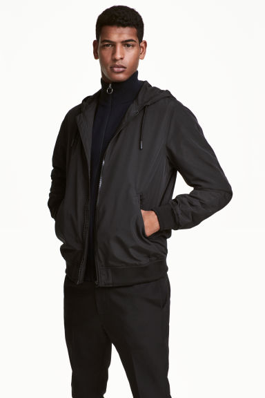 Windproof jacket Model