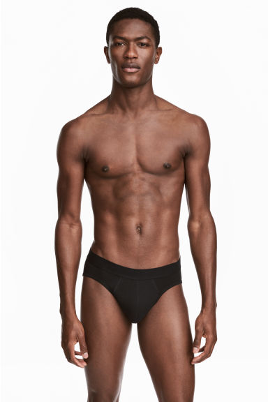 7-pack men's briefs - Black - Men | H&M 1