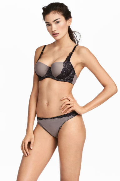 Brazilian briefs - Mole - Ladies | H&M CN 1
