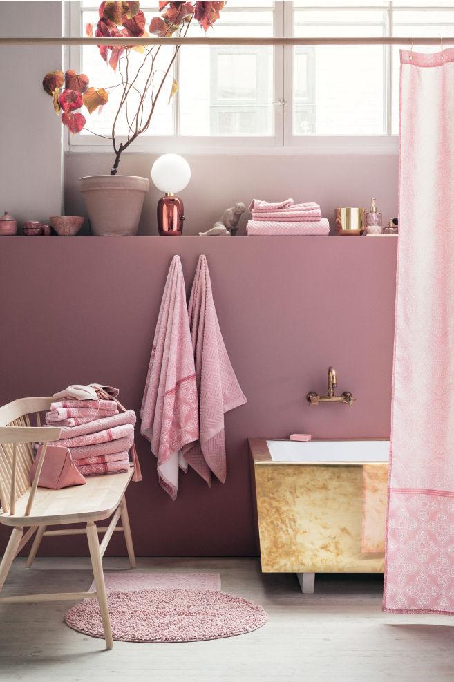 Tappetino bagno - Rosa chiaro - | H&M IT