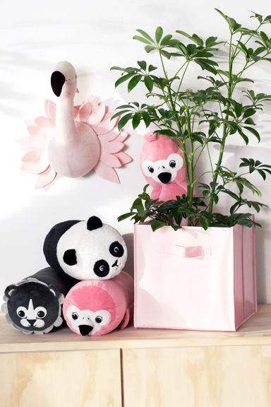 Peluche - Rose/flamant rose - Home All | H&M FR