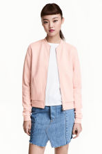 運動外套 - Powder pink - Ladies | H&M 1