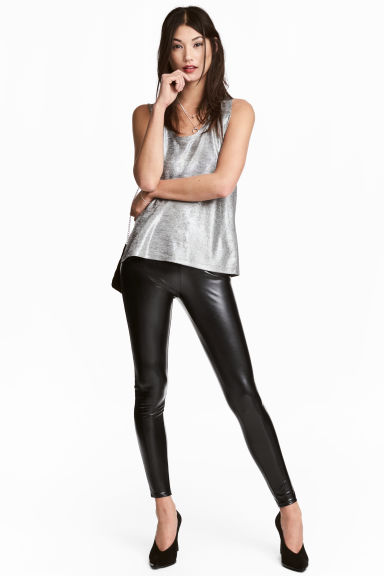 Leggings - Black - Ladies | H&M 1