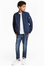 Skinny fit Jeans - Denim blue -  | H&M 1