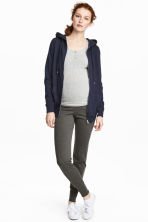 MAMA Joggers - Dark grey marl - Ladies | H&M CN 1