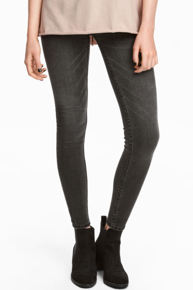 Superstretch trousers - Dark grey - Ladies | H&M CN 1