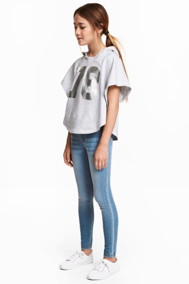 Treggings - Light denim blue - Kids | H&M 1