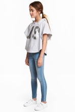 Treggings - Light denim blue - Kids | H&M CN 1