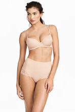 2-pack light shaping briefs - Chai - Ladies | H&M CN 1