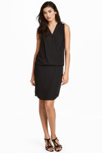 MAMA Nursing dress - Black - Ladies | H&M CN 1