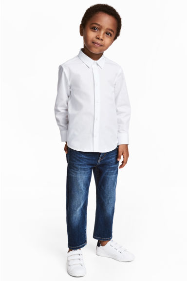 Slim Jeans - Bleu denim - ENFANT | H&M FR 1