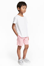 Shorts chinos - Rosa chiaro -  | H&M IT 1