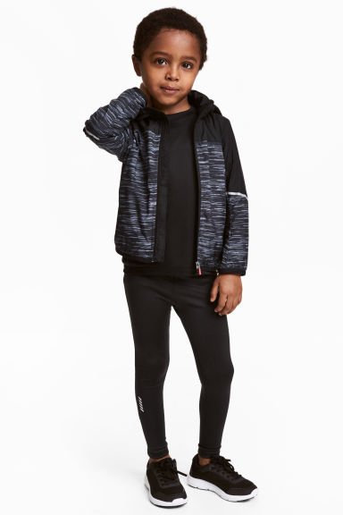 Sports tights - Black - Kids | H&M