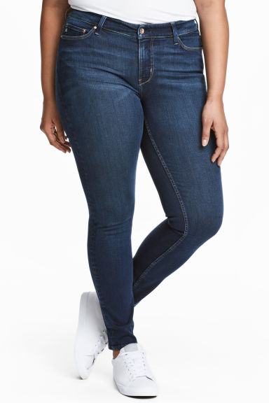 H&M+ Shaping Skinny Jeans Modello
