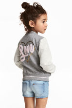 Teddy - Gris chiné - ENFANT | H&M FR 1