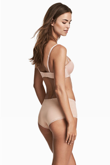 Slip shortie, 3 pz - Chai - DONNA | H&M IT 1