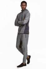 Sports trousers - Dark grey marl - Men | H&M 1