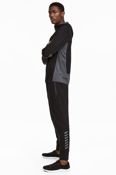 Sports trousers - Black - Men | H&M 1