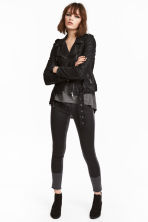 Skinny Ankle Jeans - Negro washed out - MUJER | H&M ES 1