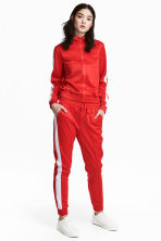 Joggers - Red - Ladies | H&M 1