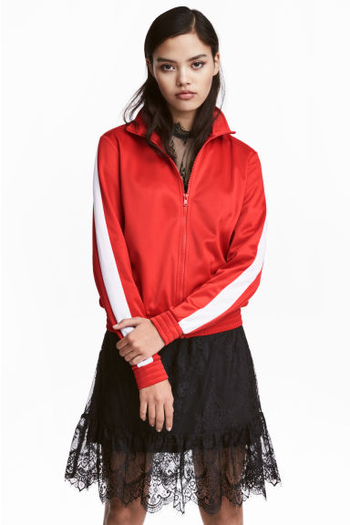 Jacket - Red - Ladies | H&M
