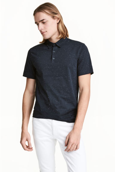 Tricou polo de piqué Slim fit Model