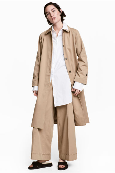 Trench - Beige chiaro - DONNA | H&M IT 1