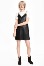 Slip dress - Black - Ladies | H&M 1