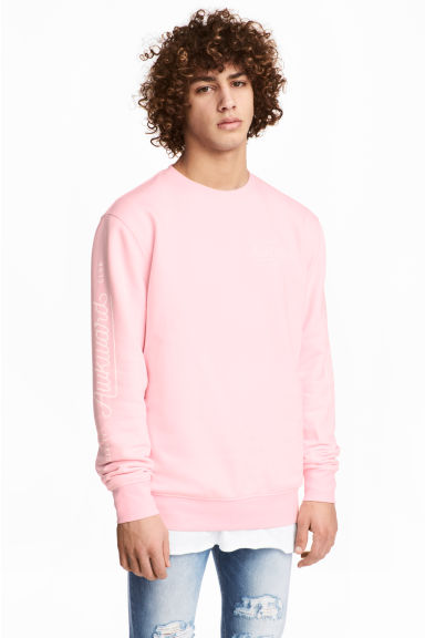 Sweatshirt - Light pink -  | H&M IE