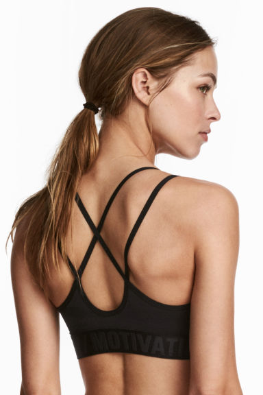 Sports bra Medium support Model