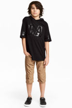 Knee-length shorts - Camel - Kids | H&M 1