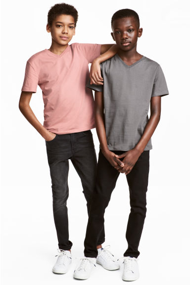 Lot de 2 T-shirts - Rose -  | H&M FR
