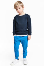 Joggers - Bright blue -  | H&M 1