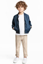 Cotton chinos - Light mole - Kids | H&M 1