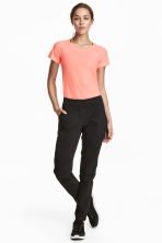 Outdoor trousers - Black - Ladies | H&M 1