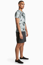 Shorts da running - Grigio scuro - UOMO | H&M IT 1