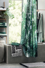 Portaspazzolino in vetro - Verde scuro - HOME | H&M IT 1