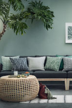 Copricuscino fantasia - Verde - HOME | H&M IT 1