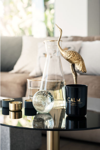Figurine en laiton - Doré - Home All | H&M FR 1