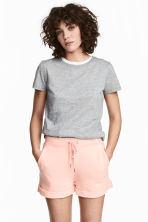 Shorts - Powder pink - Ladies | H&M 1