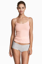 3-pack shortie briefs - Grey marl - Ladies | H&M 1