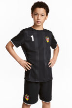 Football set - Black/Germany - Kids | H&M 1