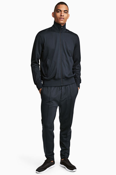 Joggers - Dark blue - Men | H&M 1
