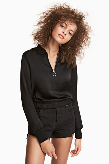 Jas - Zwart - DAMES | H&M BE 1