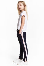Joggers - Dark blue - Kids | H&M 1